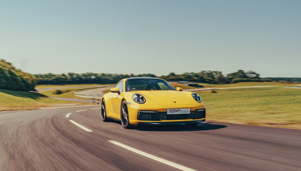 911 Driving Experience