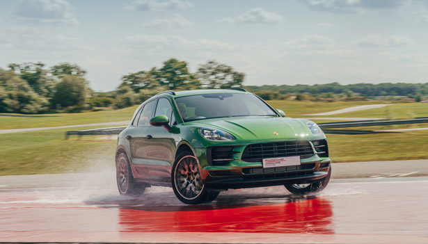 Macan Driving Experience